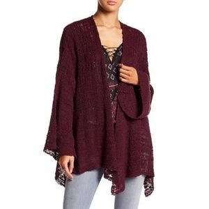 Free People NWT | In My Element Kimono Sweater
